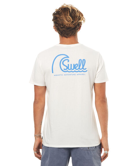 OFF WHITE MENS CLOTHING SWELL TEES - S5171000OFFWH