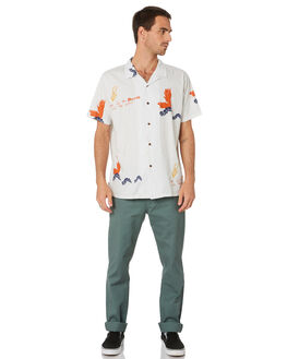 OFF WHITE MENS CLOTHING MISFIT SHIRTS - MT005401OFFWT