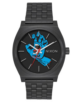 BLACK SCREAMING HAND MENS ACCESSORIES NIXON WATCHES - A0452894
