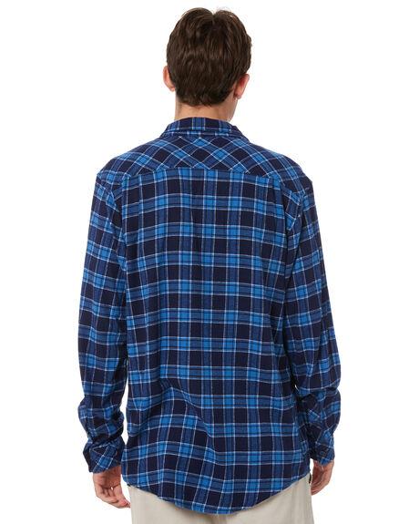 INDIGO MENS CLOTHING SWELL SHIRTS - S5214167INDI