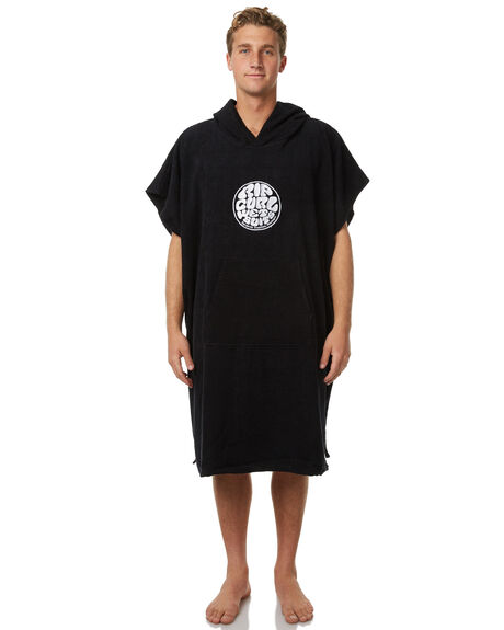 BLACK ACCESSORIES TOWELS RIP CURL  - CTWAI10090