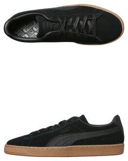 NATURAL WARMTH BLACK MENS FOOTWEAR PUMA SNEAKERS - 36386-904