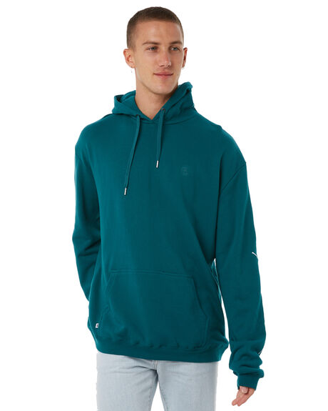 TEAL MENS CLOTHING STUSSY JUMPERS - ST085203TEAL