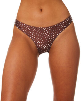 FRECKLE WOMENS SWIMWEAR PEONY SWIMWEAR BIKINI BOTTOMS - RE18-02-FRE
