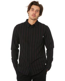 NAVY MENS CLOTHING RHYTHM SHIRTS - JUL19M-WT08-NAV