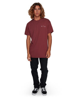 OXBLOOD MENS CLOTHING BILLABONG TEES - BB-9591020-OX2