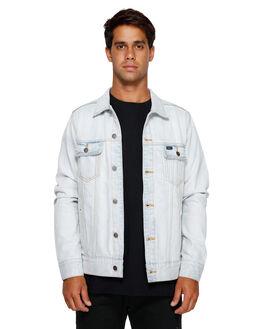 BLEACHOUT MENS CLOTHING RVCA JACKETS - RV-R183446-1BO