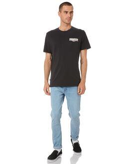 CHISEL BLUE MENS CLOTHING WRANGLER JEANS - W-901783-NT6