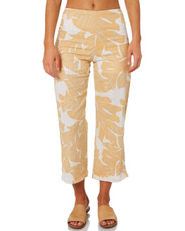 PRINT WOMENS CLOTHING ZULU AND ZEPHYR PANTS - ZZ2614PRNT