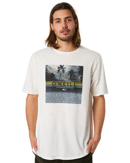 SUPER WHITE MENS CLOTHING O'NEILL TEES - 4711116SWHT