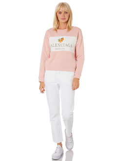 EARTH PINK WOMENS CLOTHING MINKPINK JUMPERS - MP1809000EPNK