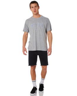 GREY MARLE MENS CLOTHING HUFFER TEES - MTE84S230.421GRYML