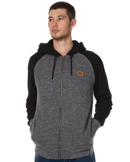 CHARCOAL MARLE MENS CLOTHING GLOBE JUMPERS - GB01733006CHMRL