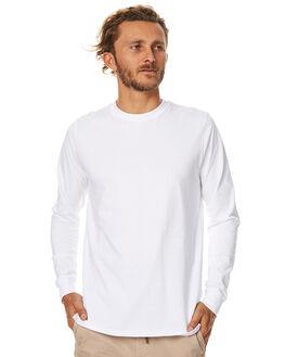 WHITE MENS CLOTHING AS COLOUR TEES - 5029WHT