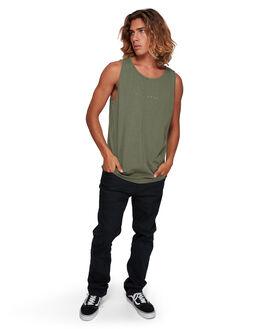 PINE MENS CLOTHING BILLABONG SINGLETS - BB-9591501-PI2