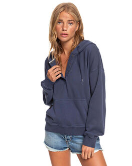 MOOD INDIGO WOMENS CLOTHING ROXY JUMPERS - ERJFT04186-BSP0