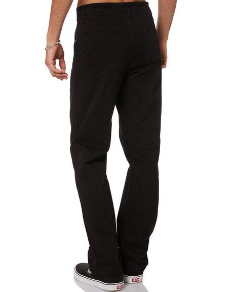 BLACK MENS CLOTHING SANTA CRUZ PANTS - SC-MPA0873BLACK