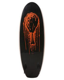 COPPER BLACK BOARDSPORTS SURF DRAG SOFTBOARDS - DBCDRUMCOPBK