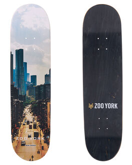 MULTI SKATE DECKS ZOO YORK  - S-ZD541MULTI