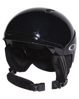 POLISHED BLACK SNOW ACCESSORIES OAKLEY PROTECTIVE GEAR - 99432-02JPOLB