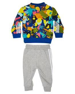 MULTI KIDS BABY ADIDAS CLOTHING - ED7711MULTI