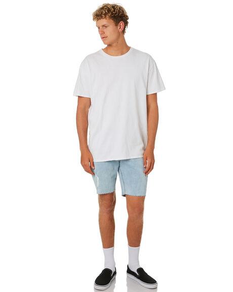 LIGHT BLUE MENS CLOTHING RIP CURL SHORTS - CWAMS11080