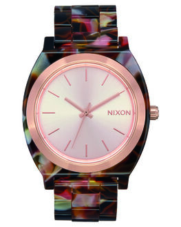 GOLD PINK TORTOISE MENS ACCESSORIES NIXON WATCHES - A327-3233RGDPT