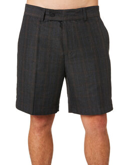 CHARCOAL MENS CLOTHING INSIGHT SHORTS - 5000003354CHA