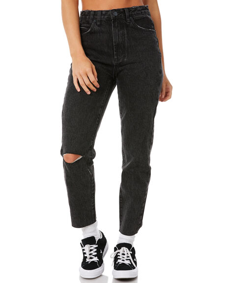 EAGLE BLACK WOMENS CLOTHING INSIGHT JEANS - 5000002001EAGBL