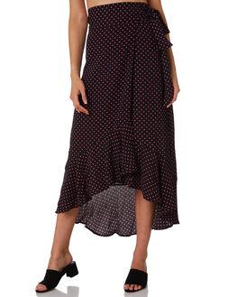 PINK SPOT WOMENS CLOTHING LULU AND ROSE SKIRTS - LU23724SPOT