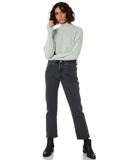 SEAFOAM WOMENS CLOTHING THE FIFTH LABEL KNITS + CARDIGANS - 40190607SEAF