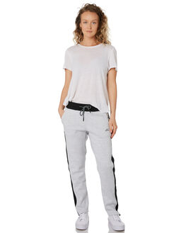 LIGHT GREY HEATHER WOMENS CLOTHING RIP CURL PANTS - GPAEQ13233
