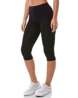 BLACK WOMENS CLOTHING BETTY BASICS PANTS - BB208BLK