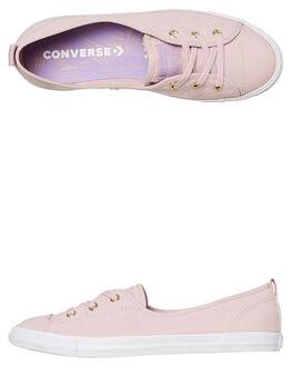 PLUM WOMENS FOOTWEAR CONVERSE SNEAKERS - 564314CPLUM