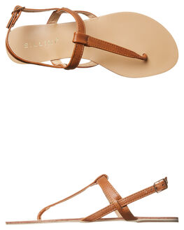 TAN PEBBLE WOMENS FOOTWEAR BILLINI FASHION SANDALS - S454TANPB