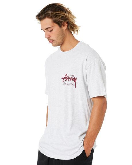 SNOW MARLE MENS CLOTHING STUSSY TEES - ST006001SNWML