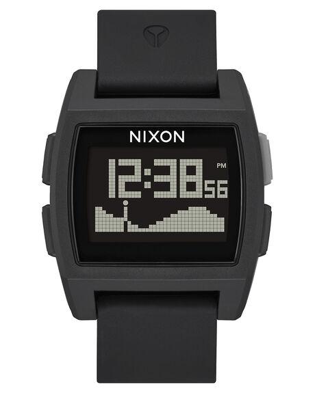 ALL BLACK MENS ACCESSORIES NIXON WATCHES - A1104001