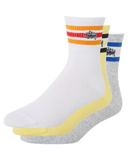 MULTI WOMENS CLOTHING STUSSY SOCKS + UNDERWEAR - ST782013MUL