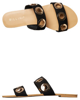 BLACK WOMENS FOOTWEAR BILLINI FASHION SANDALS - S487BLKSD