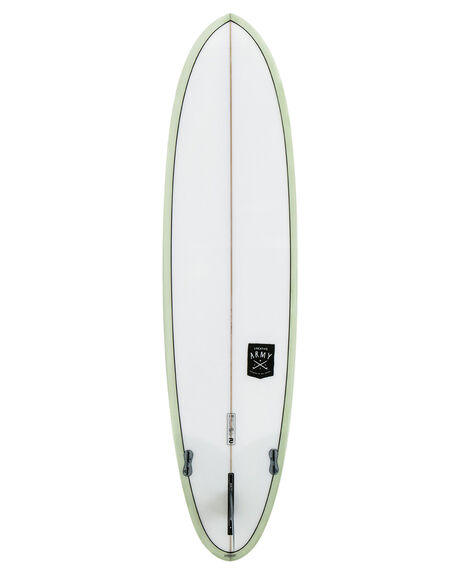 OLIVE TINT BOARDSPORTS SURF CREATIVE ARMY SURFBOARDS SURFBOARDS - NZCA-HUEVPU-OLV