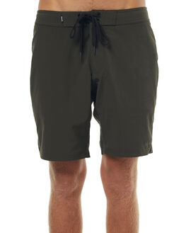 DUSTY OLIVE MENS CLOTHING AFENDS BOARDSHORTS - 10-01-077DOLI