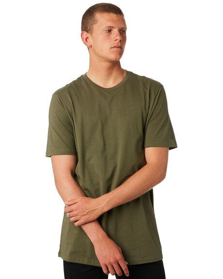 MILITARY MENS CLOTHING VOLCOM TEES - A5011530MIL