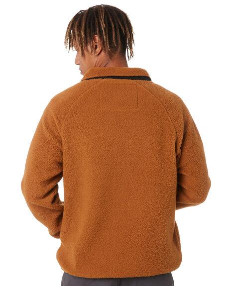 SIENNA MENS CLOTHING POLER HOODIES + SWEATS - 213APU2801-SIE