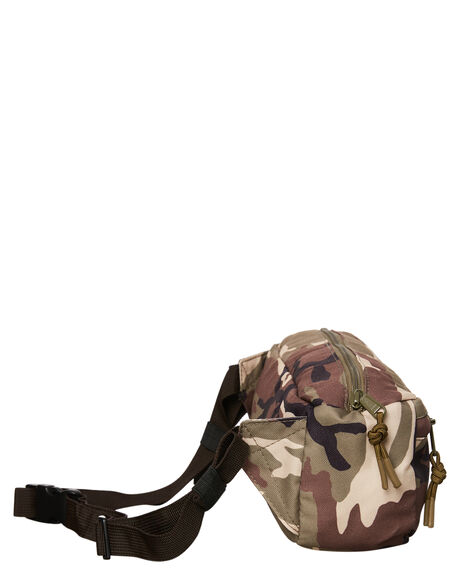 CAMO MENS ACCESSORIES BRIXTON BAGS - 05235CAMO