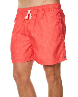 RED MENS CLOTHING RIP CURL BOARDSHORTS - CBOMT10040