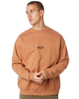 LION MENS CLOTHING MISFIT JUMPERS - MT091202LION