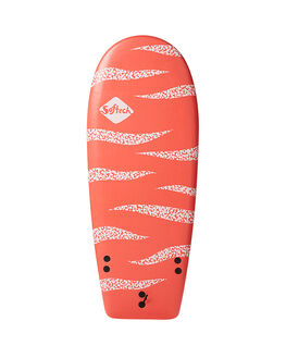 CORAL WHITE SURF SOFTBOARDS SOFTECH FUNBOARD - STRL-CWH-046CWH