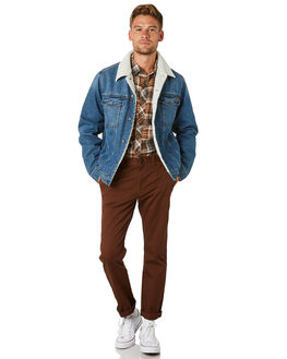 OCEAN WASH MENS CLOTHING BILLABONG JACKETS - 9595912OCNWS