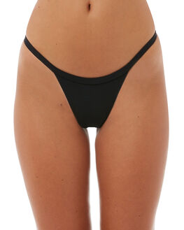 BLACK WOMENS CLOTHING IMPERIAL MOTION BIKINI BOTTOMS - 201701020003BLK