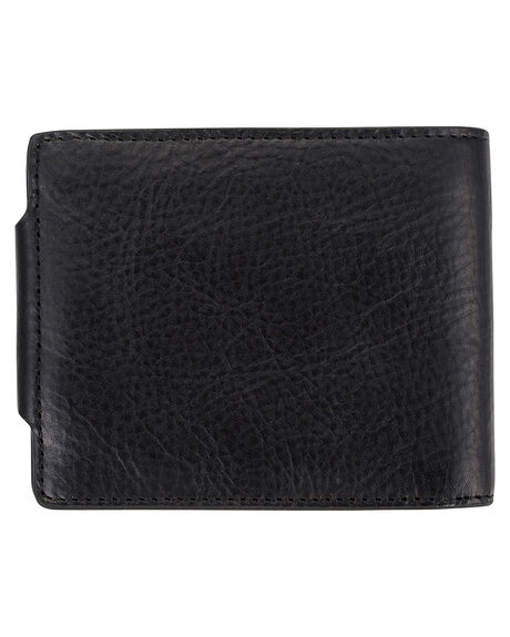 BLACK MENS ACCESSORIES STATUS ANXIETY WALLETS - SA2161BLK